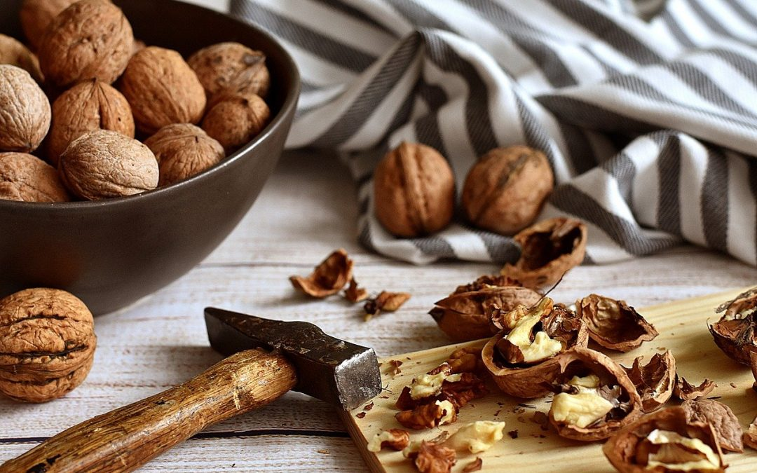Nut Consumption and CHD